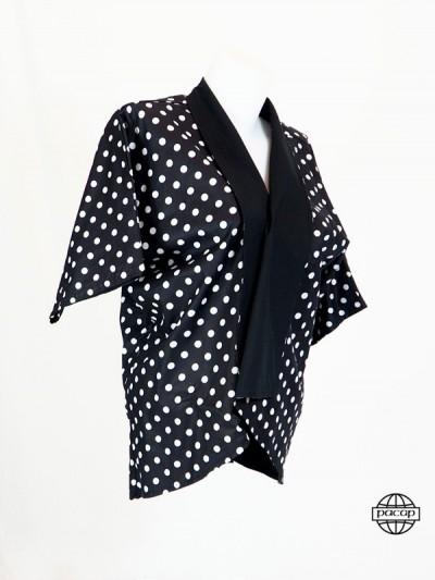WENDE Jacke Stil Top Kimono...