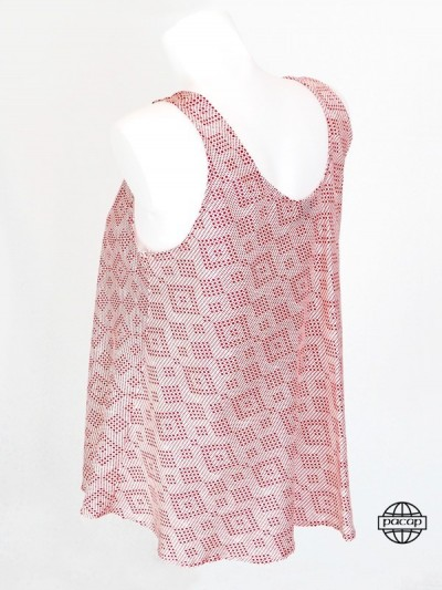 Tank Top Rayon, Unique size...
