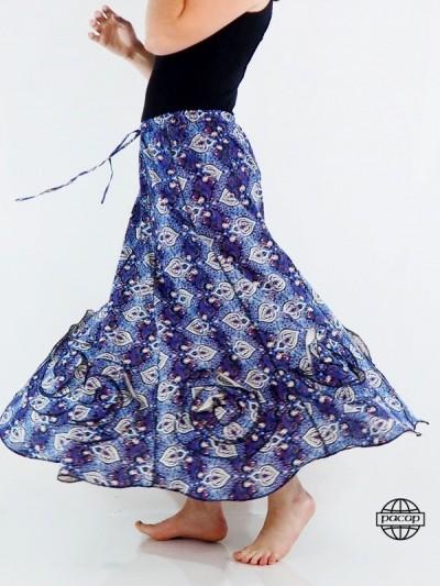 Skirt Volante Longue Summer...