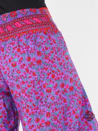 Trousers Sari Ample Soie...