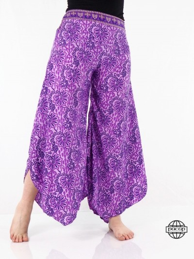 Pantalon Sari Large...