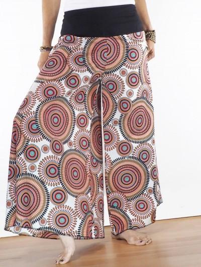 Pantalon Femme Jambes...