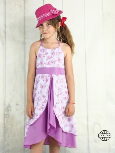 Robe Princess Rose und...