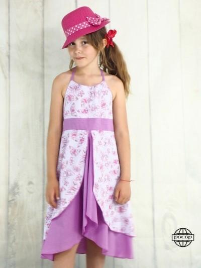 Robe Princesse Rose et...