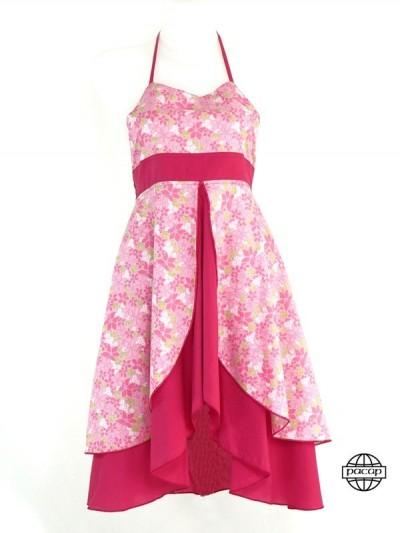 Robe Robe Fillette Fleurie...