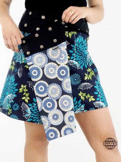 Blue Skirt Pressure...