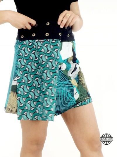 Skirt Verte Reversible...