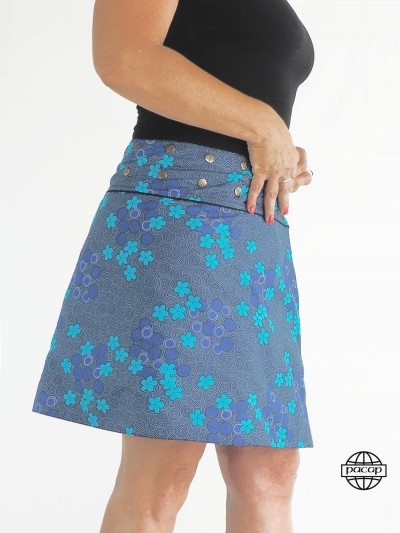 Blue Skirt Medium...