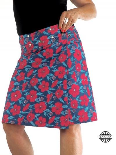 Skirt Long Reversible Woman...