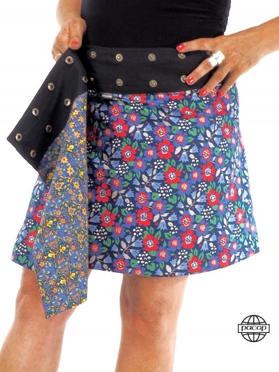 Blue Skirt Medium Portfolio...
