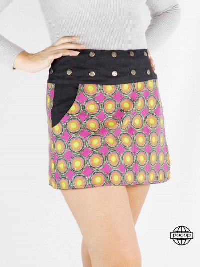 Skirt in John with...