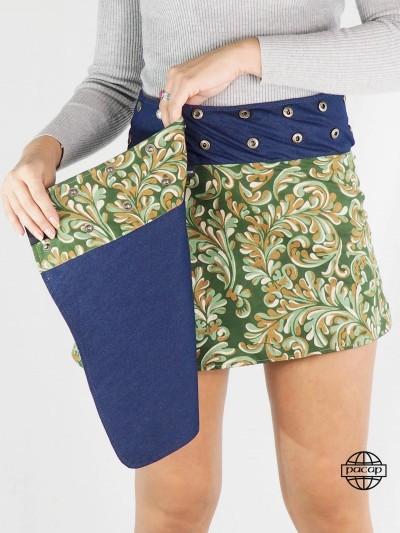 Jeans-HUBEI Mini-Reversible...