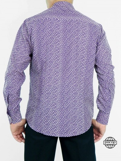 Shirt in Carreaux Man-PlYMOUTH
