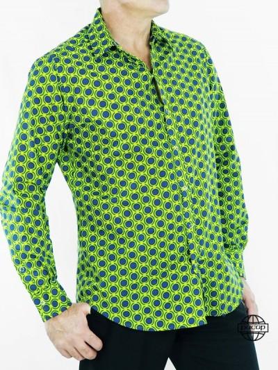 Shirt Manches Longues-RUNCORN