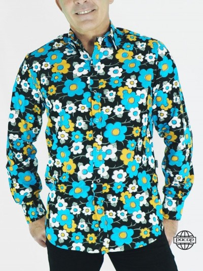 Chemise Florale Male Col...