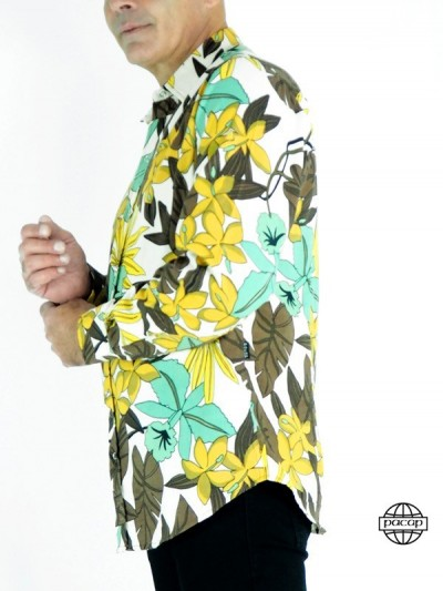 Chemise Tropicale Marque...