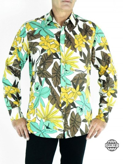 Tropical Shirt French...