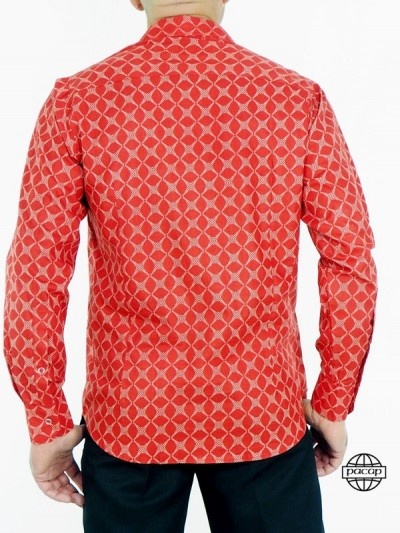 Shirt Original Red Coton...