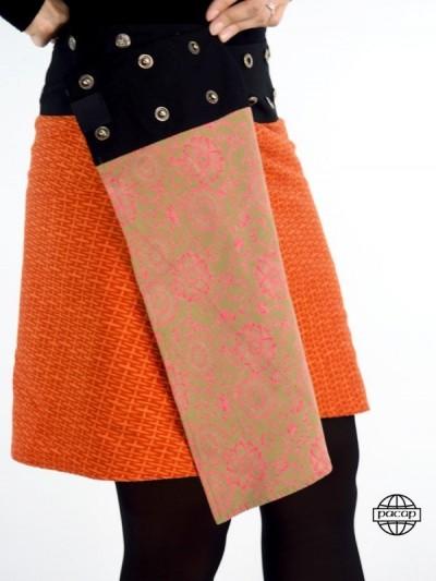Skirt Mi-Longue Skate...