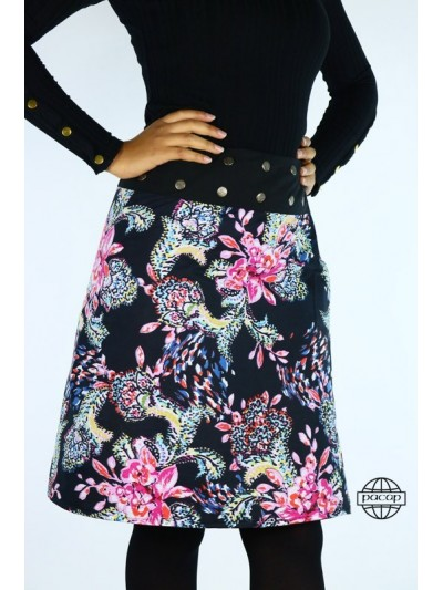 copy of Winter Skirt Blue...