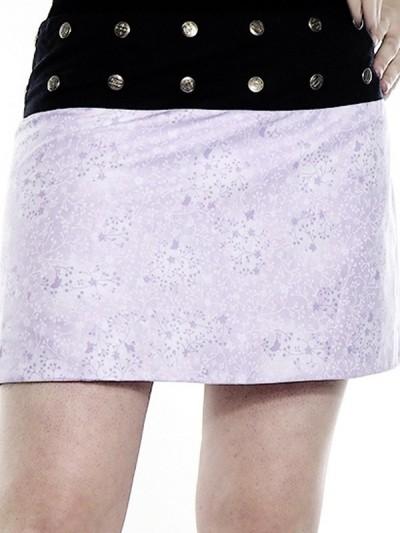 """Skirt Rose """"Short"""" 100%..."""