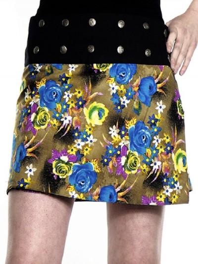 """Colored skirt """"Short"""" 100%..."""