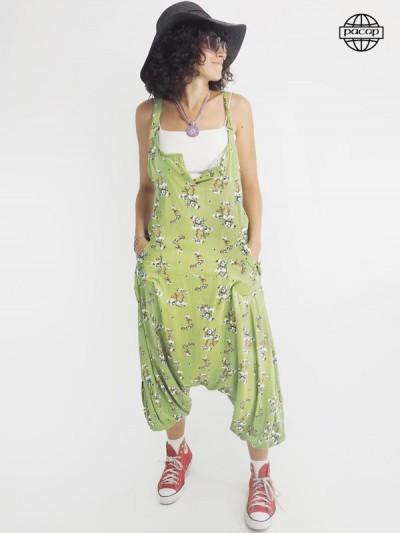 Combinaison Oversize Vert...