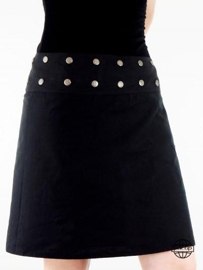 Distributor Skirt Skier Reason Ethnic Gris reversible