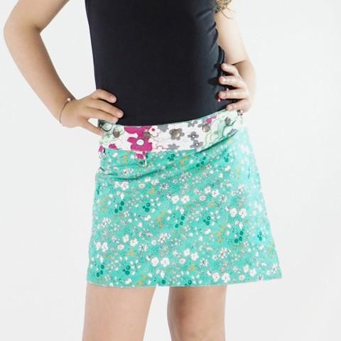 Jupe Réversible Coton | PACAP