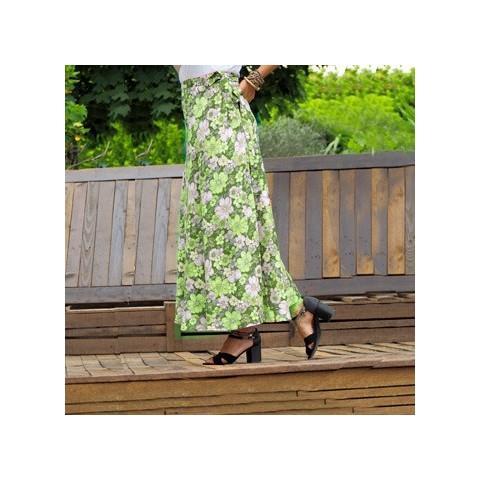 Extra-Long Skirt